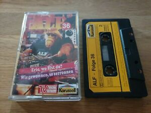 Alf Folge 36 MC Kassette Hörspiel