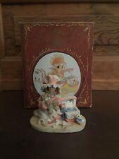 1995 Enesco Priscilla Hillman Hush Baby My Doll Mouse Tales Figurine with Box