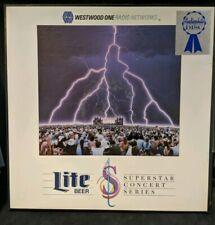 Crosby, Stills & Nash Superstar Concert Series Westwood One 3 LP CO 92-11 NM