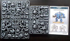 Warhammer 40k Primaris Redemptor Dreadnought Tooth and Claw New