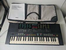 VTG Yamaha Portasound PSS-480 Music Station Keyboard Digital Synthesizer WORKS