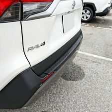 REAR BUMPER PROTECTIVE Molding 19 SCRATCH Guard For: TOYOTA RAV4 2019-2021