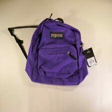 JanSport Superbreak Laptop Backpack Insignia Purple JS00T50131D