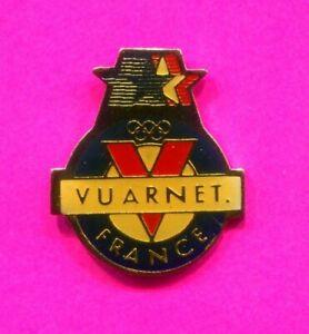 1984 LA OLYMPIC PIN VUARNET PROTOTYPE PIN RARE FRANCE COMPANY PIN