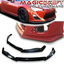NEW HT GT Style Front Bumper Lip Urethane Plastic for 13 14 15 16 Scion FRS
