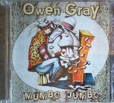 Owen Gray Mumbo Jumbo - CD Blues