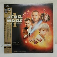 STAR WARS Episode I THE PHANTOM MENACE Laserdisc LD NTSC