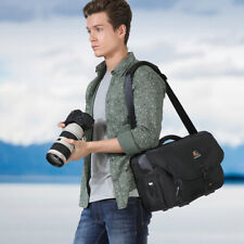 MOBIUS REPORTER 'X' DSLR & PROCAM SLING BAG  + RAIN COVER + LENS CLEANER