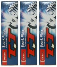 Denso Spark Plug Twin Tip 4605 KH16TT x3