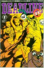 Deadline U.S.A. # 3 (new wave comics sampler, 96 pages, TPB) (USA,1991)