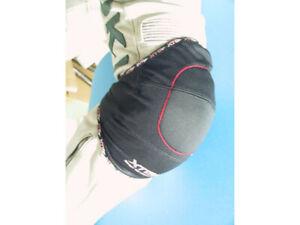 Xtu Knee Pads Black Knee Warmers Made Of Polyester
