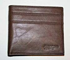 BN Brown PENGUIN Men's wallet NEW Eco Leather Patterned Fast Delivery IDEAL GIFT