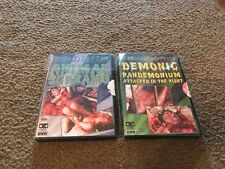 Extreme Foreign Gore (2 Movies)DVD's/Must See to Believe/Rare/Obscure/