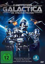 Kampfstern Galactica - Die Spielfilm Trilogie - 3-DVD-BOX-NEU