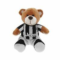 Peluche Officiel Ourson Juventus 24 CM Original Doux Ours Juve