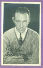 1920'S ORIGINAL STUDIO FAN PHOTO SILENT FILM ACTOR CONRAD NAGEL EX-