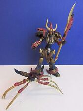 """COMPLETE manga CYBER SPAWN CLASSIC action figure mcfarlane toys 8"""" 1998 R41"""