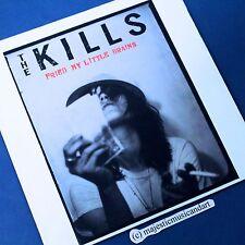 "THE KILLS FIRST RECORD 7"" VINYL ALISON COVER DEAD WEATHER WHITE STRIPES NM RARE"