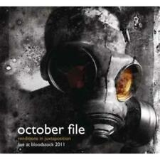 OCTOBER FILE – RENDITIONS IN JUXTAPOSITION : LIVE AT BLOODSTOCK CD & DVD (NEW)