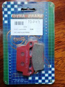 Brake Pastilla Freno FD147 dina brake h-169, Honda Ns, Peugeot Sv 50 Zenith