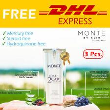 DHL Express 3X Monte First 2 Care Skin Serum Reduce Freckle Dark Spot Melasma