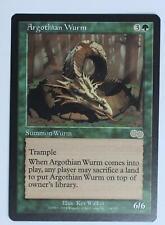 Magic The Gathering - Argothian Wurm - Urza's Saga - Excellent