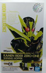 S.H.Figuarts Kamen Rider Zero One Kamen Rider Shinning Hopper New Bandai SoDo