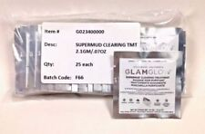 GLAMGLOW Supermud Clearing Treatment  25 Piece Sample Packet ( 25 SAMPLES )