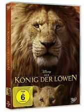 DER KÖNIG DER LÖWEN NEUVERFILMUNG 2019 VON DISNEY DVD DEUTSCH