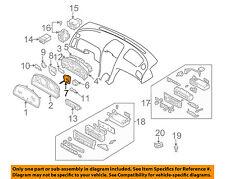 NISSAN OEM 2001 Maxima-Speedometer Head 248202Y910