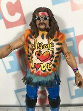 WWE Wrestling Mattel Elite Series Dude Love Figure Custom