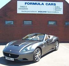 2010 Ferrari California 4.3 auto 2+2 F1... FULL FERRARI SERVICE HISTORY