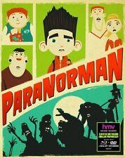 ParaNorman (Blu-ray/DVD/Bilingual)