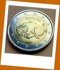 2 Euro Gedenkmünze Spanien 2015 - Höhle von Altamira - Neu