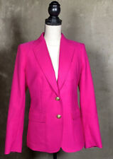 J Crew Womens 'Rhodes' Pink Blazer Sz.6 NEW
