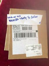 GOLD 2016-W Walking Liberty Half Dollar Sealed Unopened Box