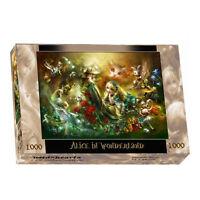 ALICE IN WONDERLAND - 1000 piece jigsaw puzzle