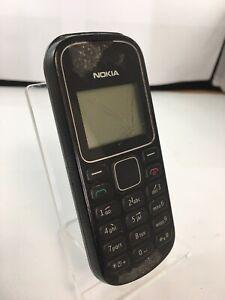 Cracked Incomplete Nokia 1280 Black Unlocked Mobile Phone