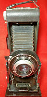 Kodak Senior Six-16 Black Bellows Vintage Camera