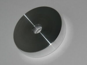 "45 Rpm 7"" Single Adaptor,Technics Centre Aluminium,Middle Turntable"