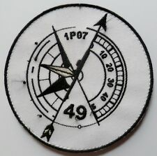 Insigne Patch AERONAVALE 1P07 49 FLOTTILLE ESCADRILLE ? ORIGINAL MARINE FRANCE