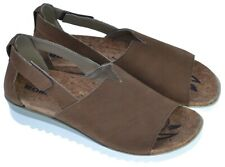 Ladies Casual Slip On Sandals Romika Hollywood 14 Brown EU Size 36
