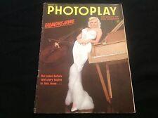 RARE PHOTOPLAY MAGAZINE 1957 MARILYN MONROE
