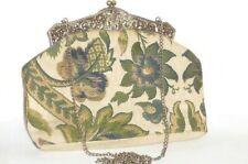 Alte silberne Tasche Alpacca Silber silver Geldbeutel Geldbörse Handtasche bag