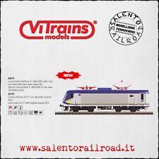 VITRAINS 2217 locomotiva elettrica E464 690 monocabina nuova livrea regionali TR