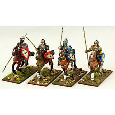 Gripping Beast - SAGA - Byzantine Kavallaroi (mounted hearthguard spears) - 28mm