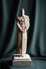"Carved sculpture ""Knight-Templar-Crusader"""