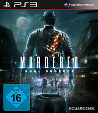 >> ps3, murdered SOUL SUSPECT GIOCO Top >>