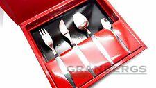 Gense Folke De Luxe 16 peice Cutlery Flatware set Stainless Steel Quality modern