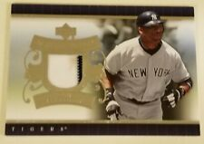 Gary Sheffield Game Used Jersey Dirt Stained New York Yankees